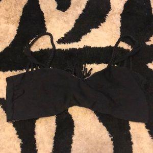acacia swimwear Swim - Acacia Krobokan black top XL